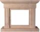 Портал для камина Glivi Миллениум 141x40x115 Rosa Perlino (розовый) -