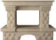 Портал для камина Glivi Несвиж 150x74x110 Crema Marfil (слоновая кость) -