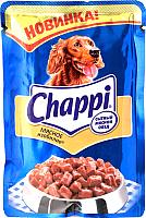Корм для собак Chappi мясное изобилие (100г) -