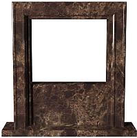 Портал для камина Glivi Полония 127x25x125 Emperador Dark -