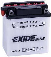 Мотоаккумулятор Exide EB3L-A (3 А/ч) -