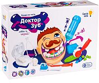 Игровой набор Genio Kids Доктор Зуб / TA1041 -