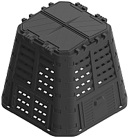 Компостер Keter Multi / KOMPOST420CZAPG001 (420л, черный) -