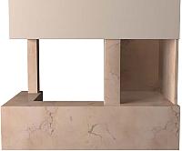 Портал для камина Glivi Сарагоса 152.5x80.5x95 Rosa Perlino (розовый) -
