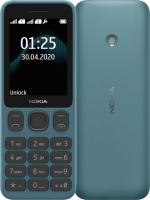Мобильный телефон Nokia 125 Dual Sim (синий) -