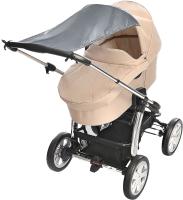 Тент-козырек для коляски Reer 9084118 (серый) -