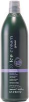 Шампунь для волос Inebrya Sensitive успокаивающий для чувствительной кожи головы (1л) -
