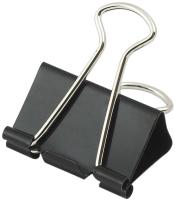 Зажим для бумаги Darvish DV-1471 (32мм, черный) -
