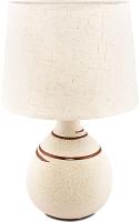 Прикроватная лампа Лючия 408 (Безе кремовый) -
