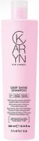 Шампунь для волос Inebrya Deep Shine восстанавливающий д/волос после химич. стресса (300мл) -