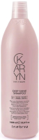Шампунь для волос Inebrya Deep Shine восстанавливающий д/волос после химич. стресса (1л) -