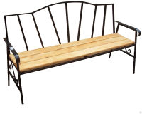 Скамья садовая Станкоинструмент №5 (168х70х95) -