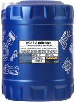 Антифриз Mannol AG13 концентрат -75C / MN4113-10 (10л, зеленый) -
