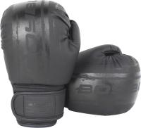 Боксерские перчатки BoyBo Stain (4oz, черный) -