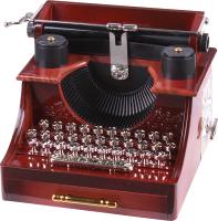 Музыкальная шкатулка Darvish Сувенир Печатная машинка / DV-H-1048 -