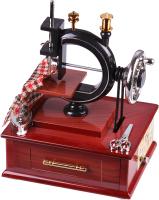 Музыкальная шкатулка Darvish Сувенир Швейная машинка / DV-H-1047 -