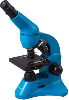 Микроскоп оптический Levenhuk Rainbow 50L / 69048 (Azure) -