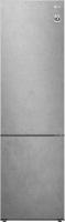 Холодильник с морозильником LG GA-B509CCIL -