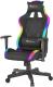 Кресло геймерское GENESIS Trit 600 RGB NFG-1577 Gaming (черный) -