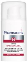 Крем для век Pharmaceris N Opti-Capilaril интенсивный уменьш. отеки и синяки под глазами (15мл) -