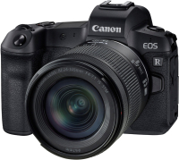 Беззеркальный фотоаппарат Canon EOS R RF 24-105mm f4-7.1 IS STM / 3075C033 -