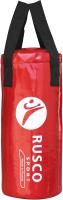 Боксерский мешок RuscoSport 8кг (красный) -