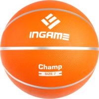 Баскетбольный мяч Ingame Champ (размер 7, оранжевый) -