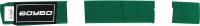 Пояс для кимоно BoyBo Зеленый (280см) -