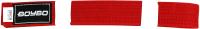 Пояс для кимоно BoyBo Красный (280см) -