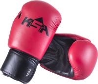 Боксерские перчатки KSA Spider Red (12oz) -