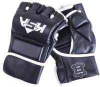 Перчатки для рукопашного боя KSA Wasp Black (L) -