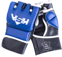 Перчатки для рукопашного боя KSA Wasp Blue (S) -