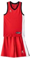 Баскетбольная форма Kelme Basketball Set Kids 3593051-600 (р.160, красный) -
