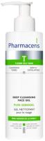 Гель для умывания Pharmaceris T Puri-Sebogel для глубокого очищения (190мл) -