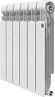 Радиатор биметаллический Royal Thermo Indigo Super 500 (8 секций) -
