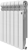 Радиатор биметаллический Royal Thermo Indigo Super 500 (3 секции) -