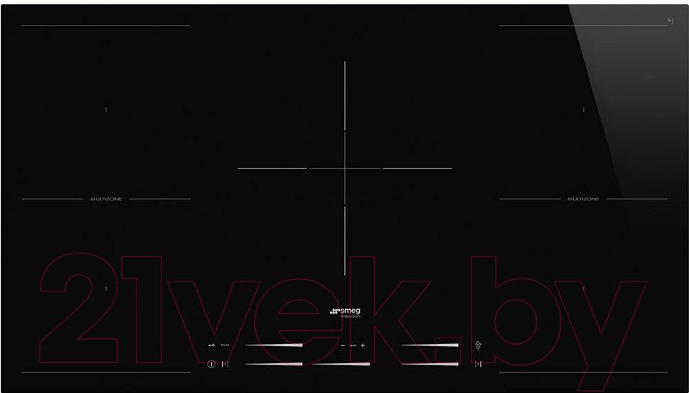 Купить Индукционная варочная панель Smeg, SI2M7953D, Италия