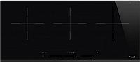 Индукционная варочная панель Smeg SIH7933B -