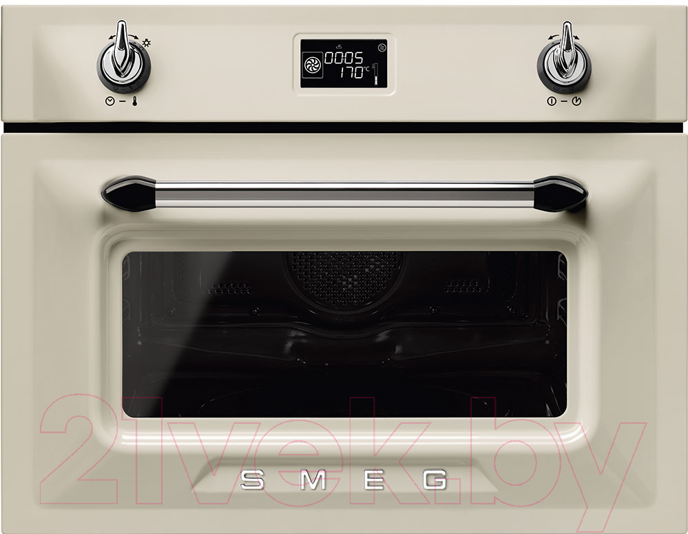 Купить Электрический духовой шкаф Smeg, SF4920MCP1, Италия