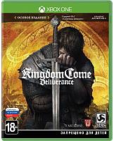 Игра для игровой консоли Microsoft Xbox One Kingdom Come: Deliverance. Особое издание -