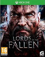 Игра для игровой консоли Microsoft Xbox One Lords Of The Fallen -