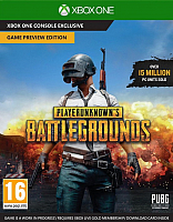 Игра для игровой консоли Microsoft Xbox One PlayerUnknown's Battlegrounds -