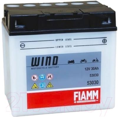 Мотоаккумулятор Fiamm 53030 / 7904462 (30 А/ч)
