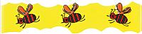 Бордюр Сокол Солнечный круг 675 (50x200, желтый) -
