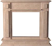 Портал для камина Glivi София 114x33x102 Rosa Perlino (розовый) -