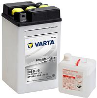 Мотоаккумулятор Varta Powersports 008011004 (8 А/ч) -