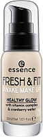 Тональный крем Essence Fresh&Fit Awake Make Up тон 10 (30мл) -