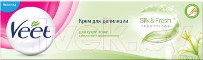 Крем для депиляции Veet Для сухой кожи (100мл)