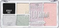 Палетка теней для век Essence Holo Wow! Eye&Face Palette тон 04 (8г) -