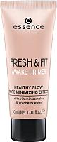 Основа под макияж Essence Fresh&Fit для лица (30мл) -